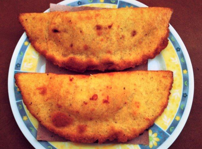 empanadas de camarón veracruzanas
